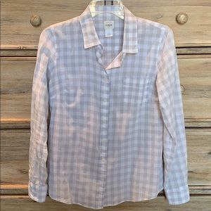 JCrew Button up blouse